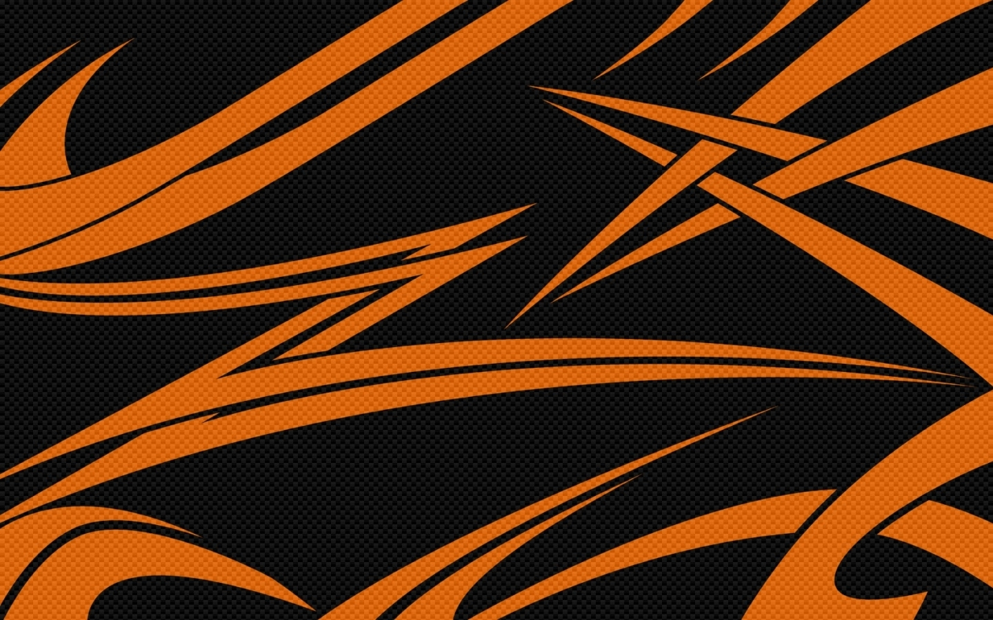 free black orange carbon backgrounds for powerpoint - abstract and