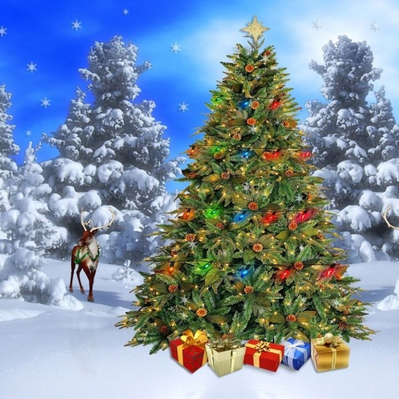 10 top desktop wallpaper christmas scenes full hd 19201080 for pc desktop 2018 free - Free Christmas Desktop Backgrounds