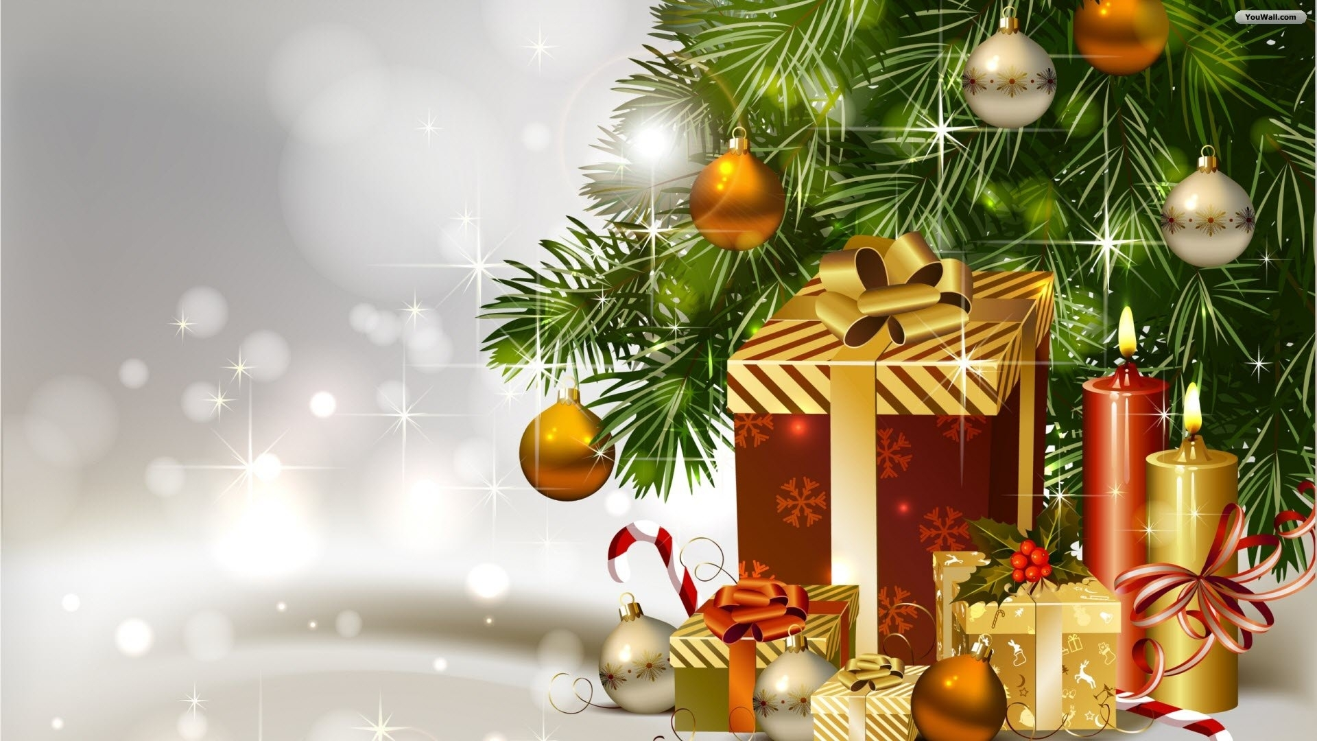 free christmas tree wallpaper high definition « long wallpapers