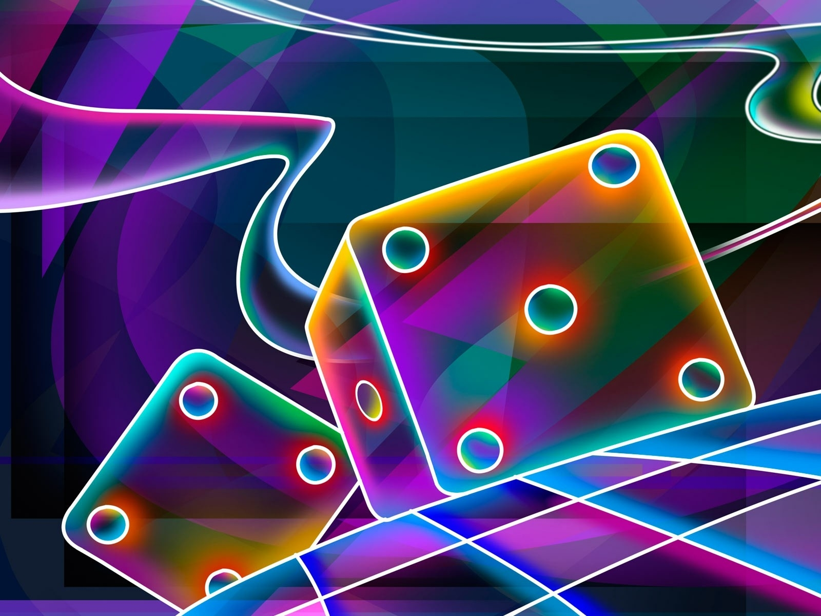 free colorful 3d abstract wallpapers download