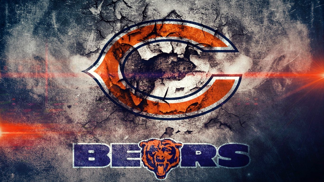 free-cool-chicago-bears-wallpaper-cracked-wall (1366×768)   cars