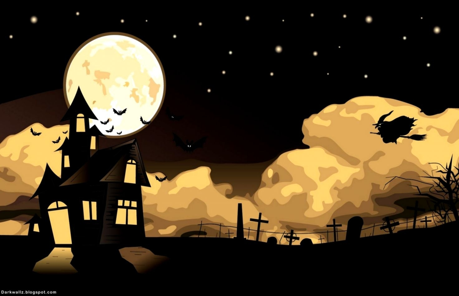 free cute halloween wallpaper desktop « long wallpapers