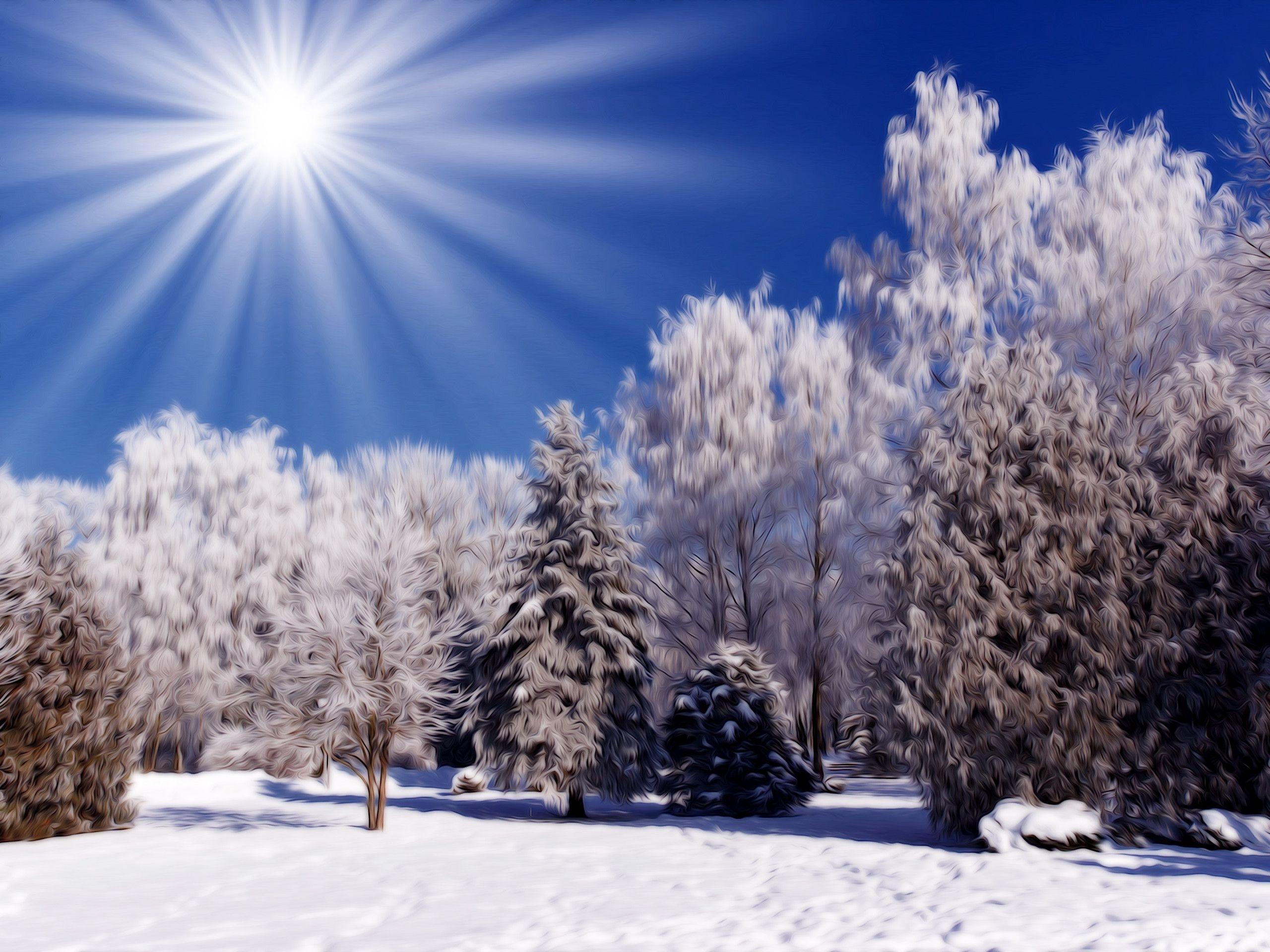 free desktop wallpapers winter scenes - wallpaper cave | all