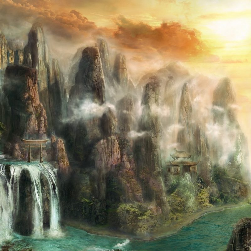 10 Top Epic Fantasy Landscape Wallpapers FULL HD 1920×1080 For PC Background 2020 free download free fantasy landscape wallpaper hd resolution long wallpapers 800x800