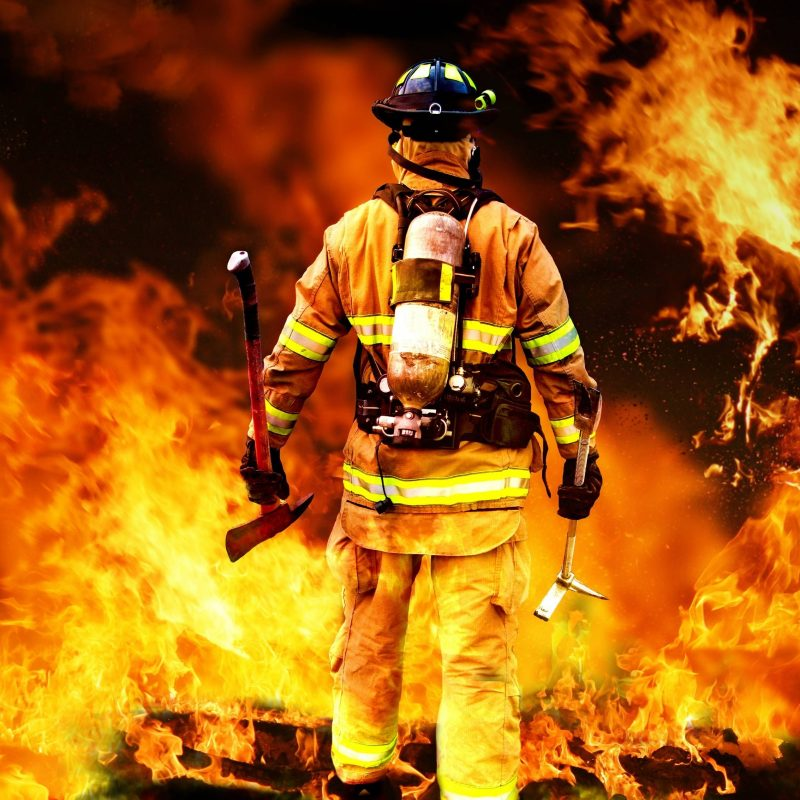 10 Top Firefighter Backgrounds For Computer FULL HD 1080p For PC Desktop 2020 free download free firefighter wallpaper for phone wallpapersafari images 800x800