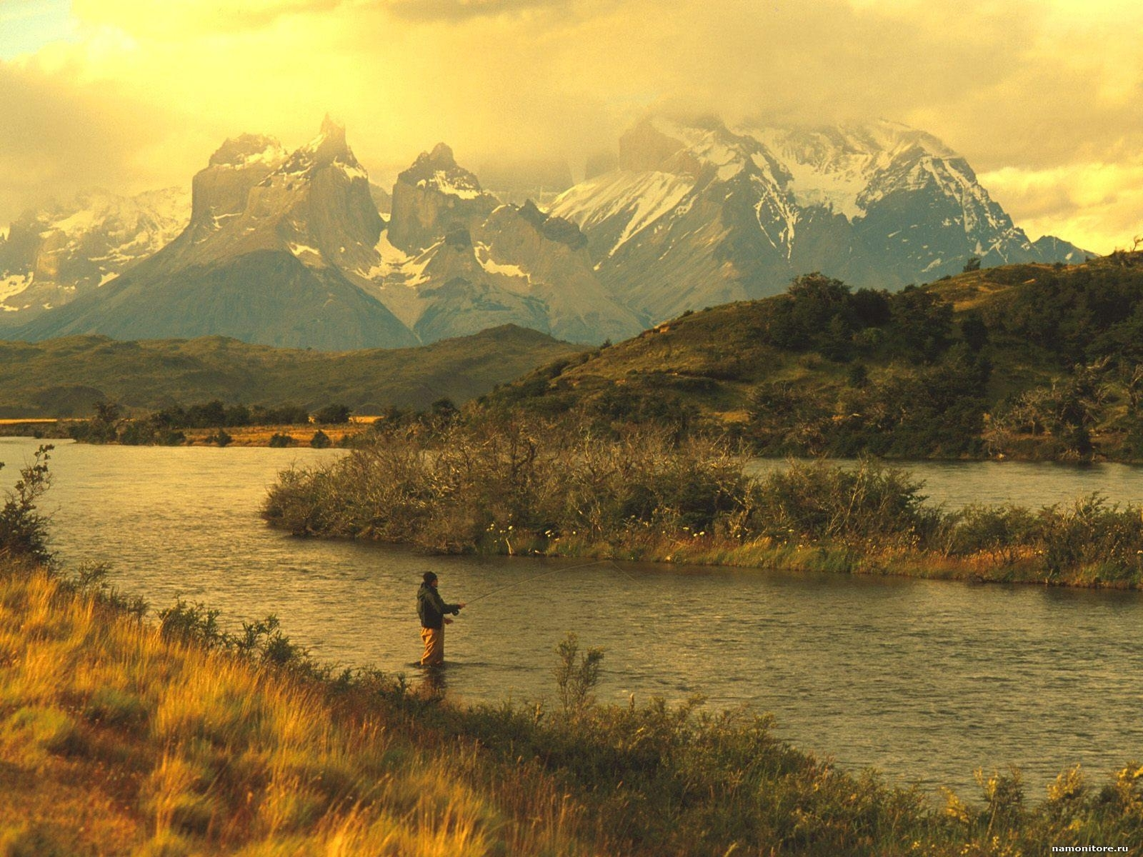 free fly fishing wallpapers photo « long wallpapers