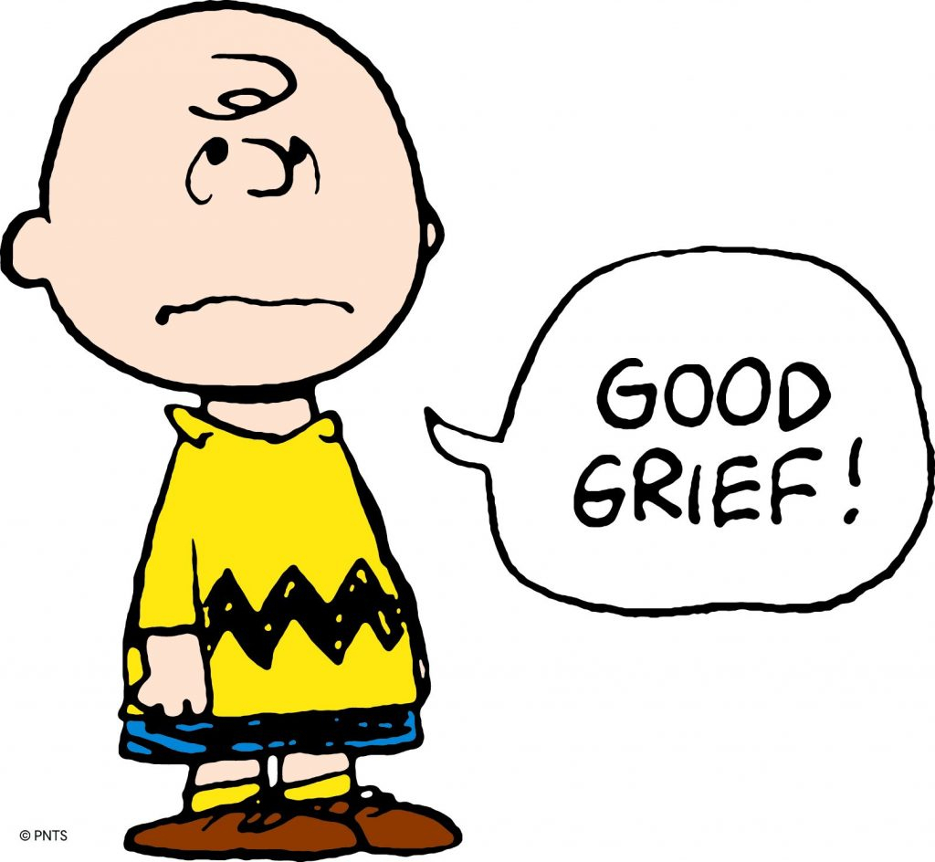 free for friends at somerset house: good grief, charlie brown - the