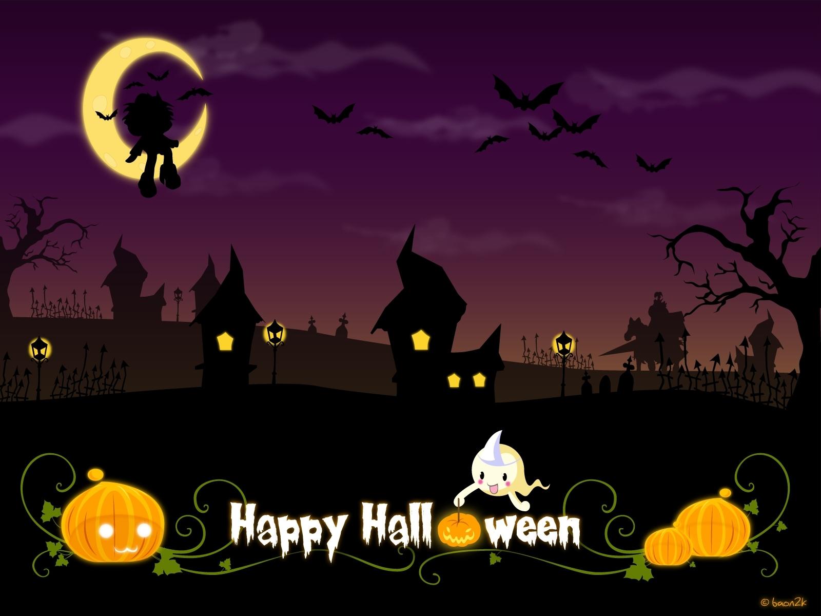 free happy halloween wallpaper mobile « long wallpapers