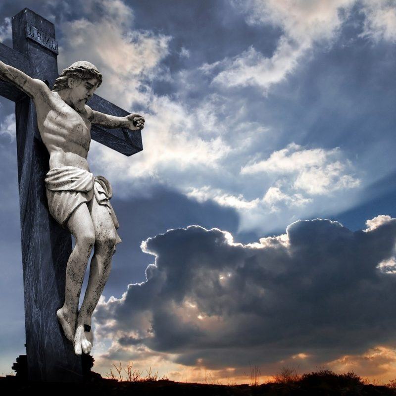 10 Most Popular Jesus On The Cross Wallpapers FULL HD 1080p For PC Background 2020 free download free hd jesus cross wallpapers download 800x800