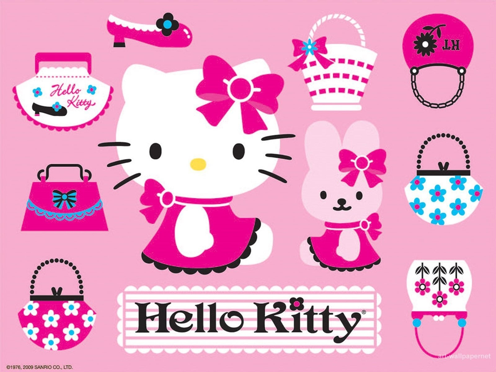 10 Most Popular Hello Kitty Wallpaper For Free Full Hd 1080p For Pc