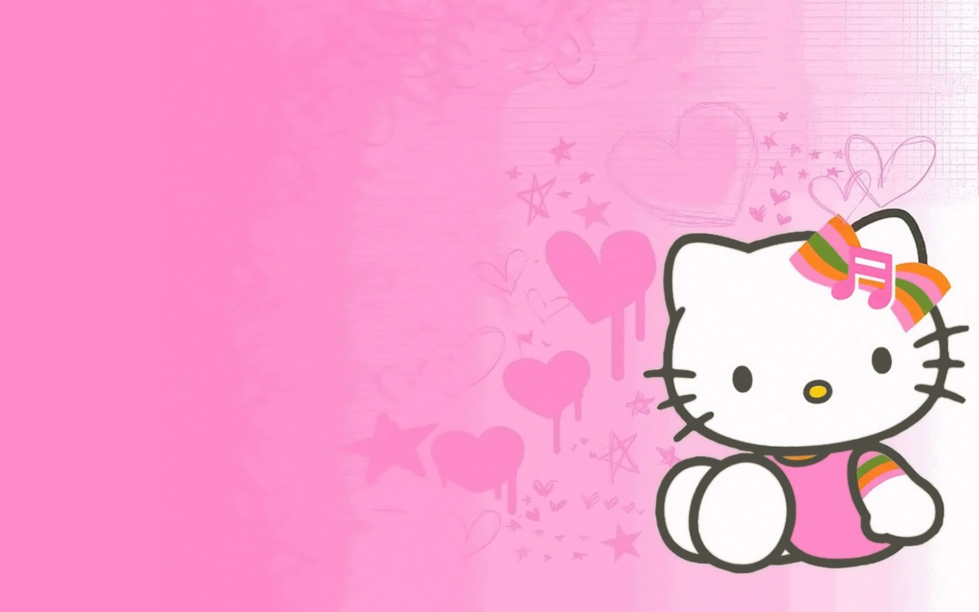 free hello kitty wallpapers free « long wallpapers