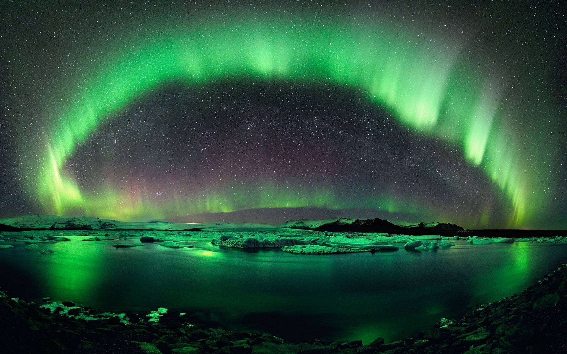 free iceland northern lights wallpaper images « long wallpapers