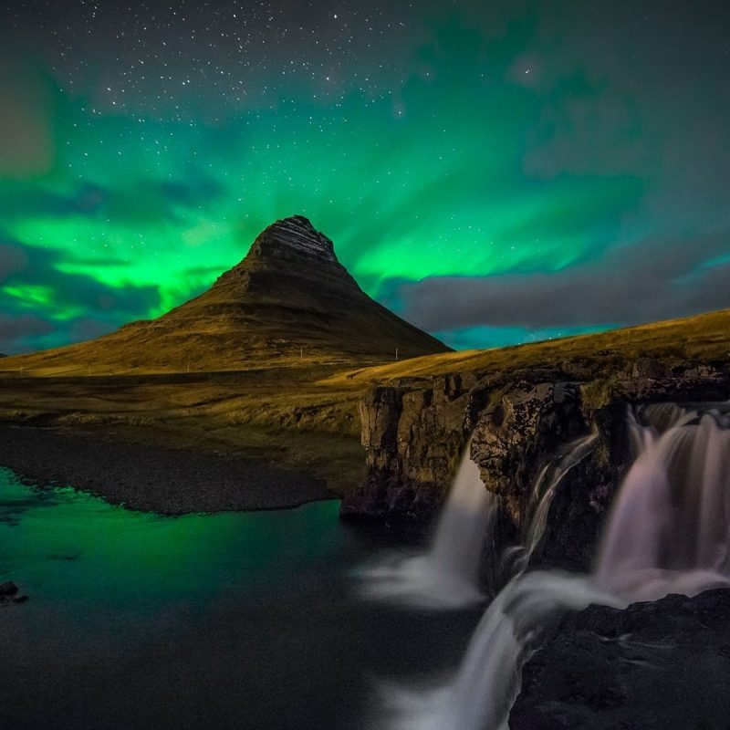 10 Best Iceland Northern Lights Wallpaper FULL HD 1920×1080 For PC Background 2018 free download free iceland northern lights wallpapers wide long wallpapers 800x800