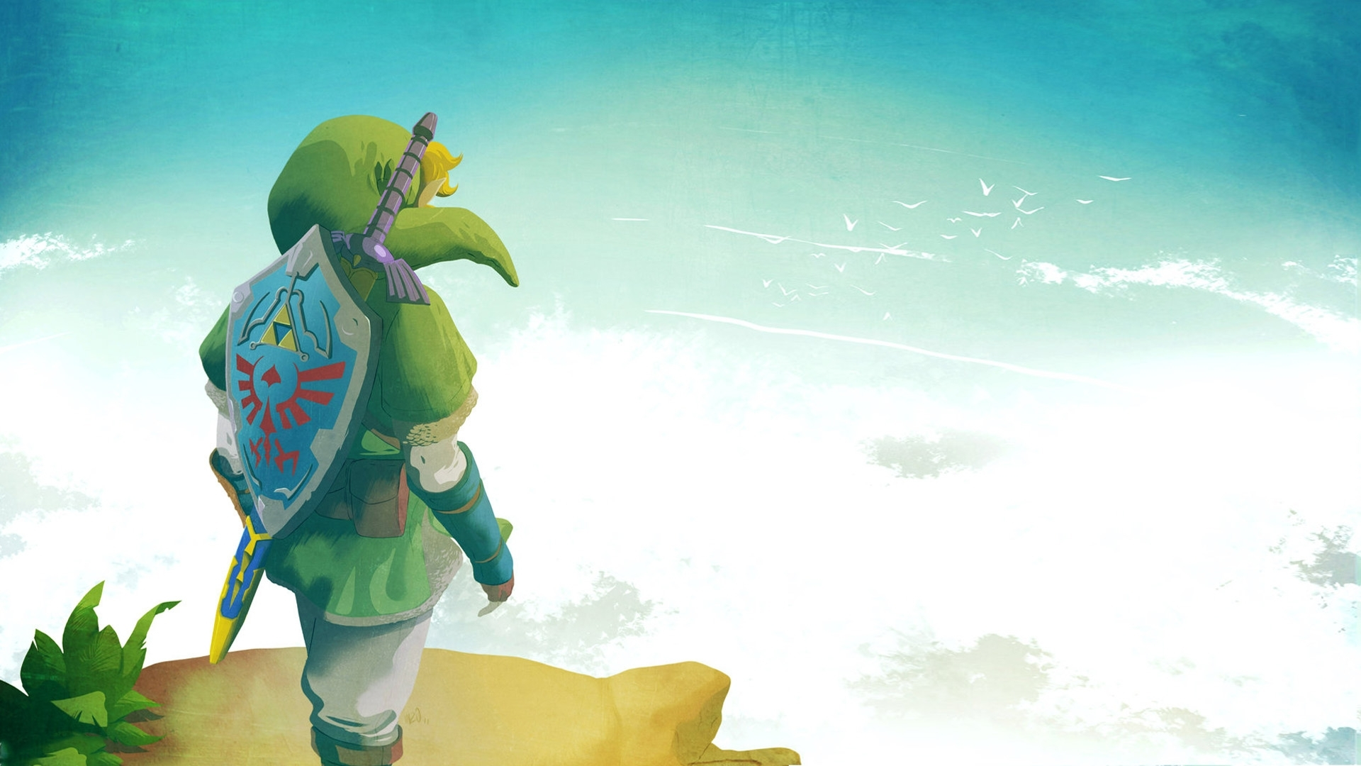 free legend of zelda picture « long wallpapers