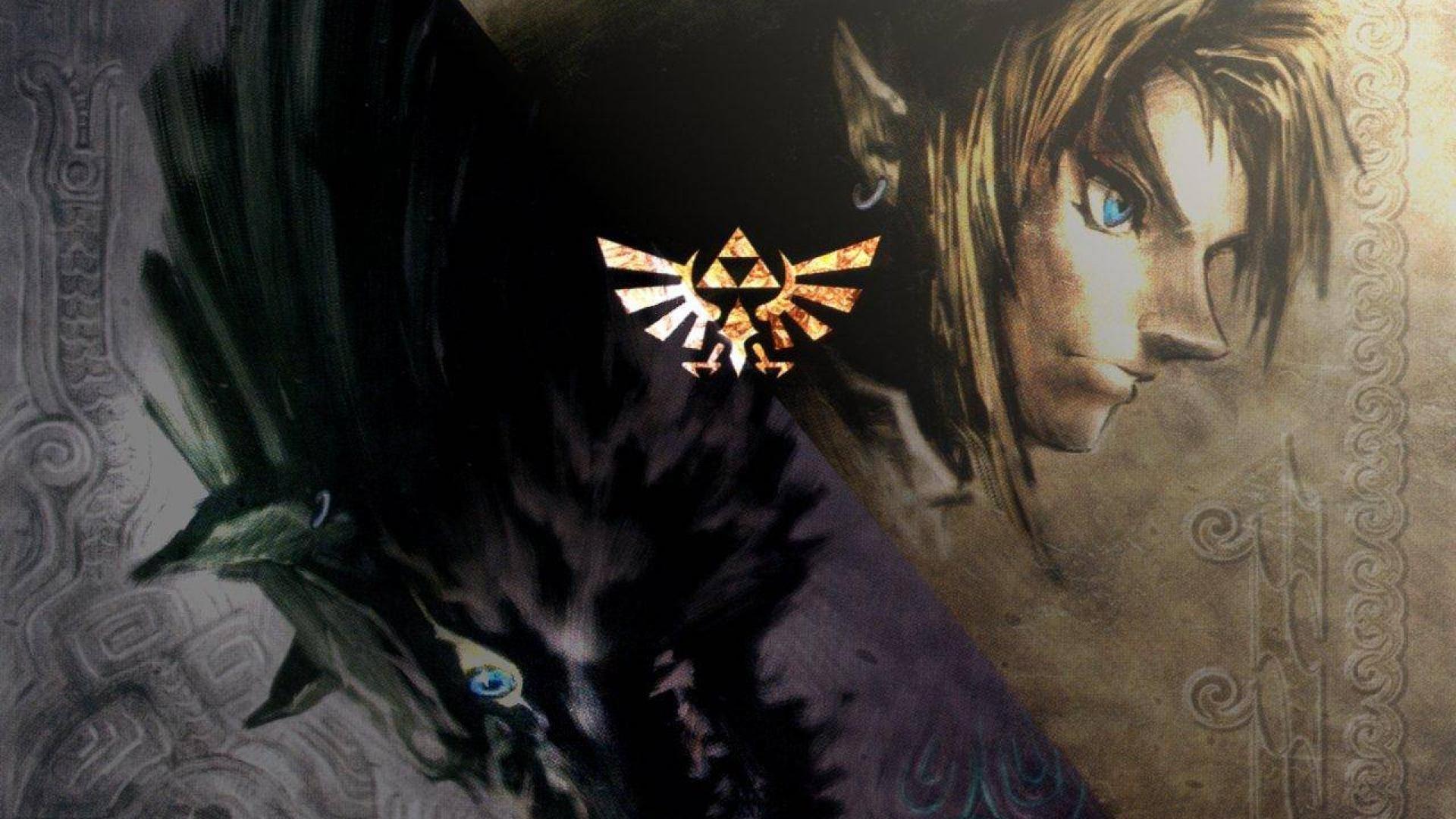 free legend of zelda twilight princess wallpaper high quality