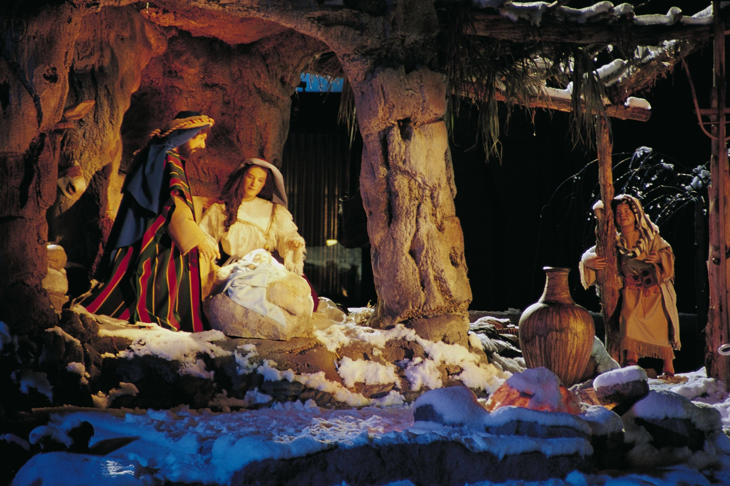free nativity scene wallpapers - wallpaper cave