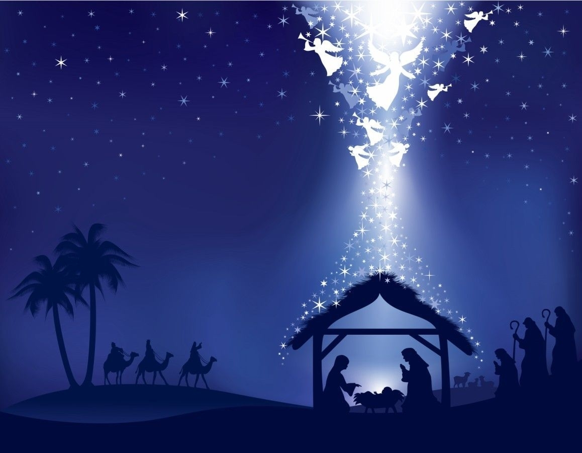 free nativity scene wallpapers - wallpaper cave | all wallpapers