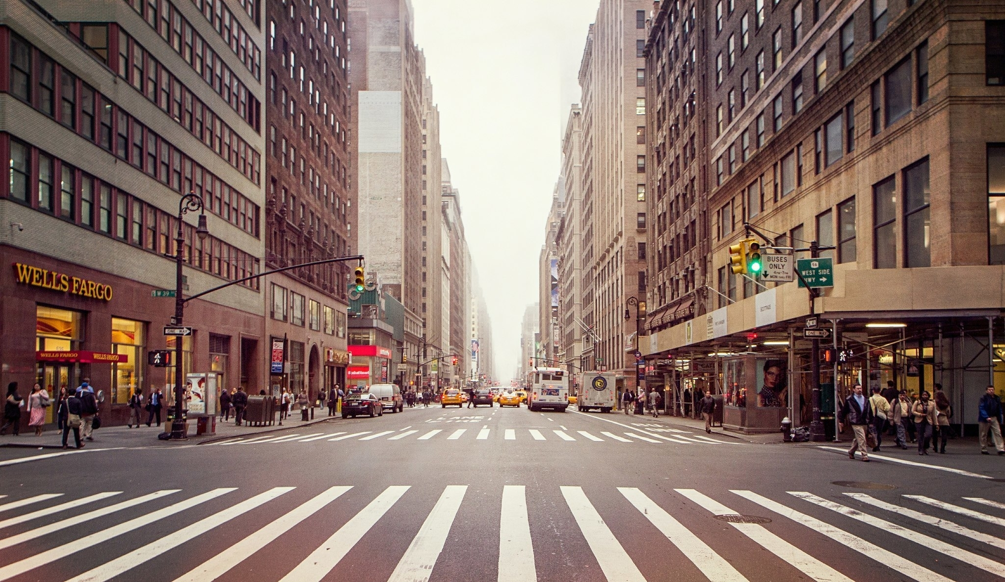 free new york street wallpaper photo « long wallpapers