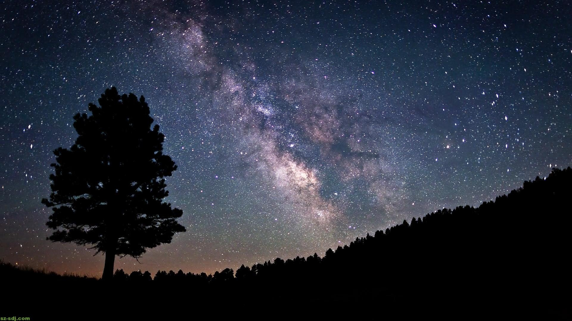 free night sky wallpapers hd « long wallpapers