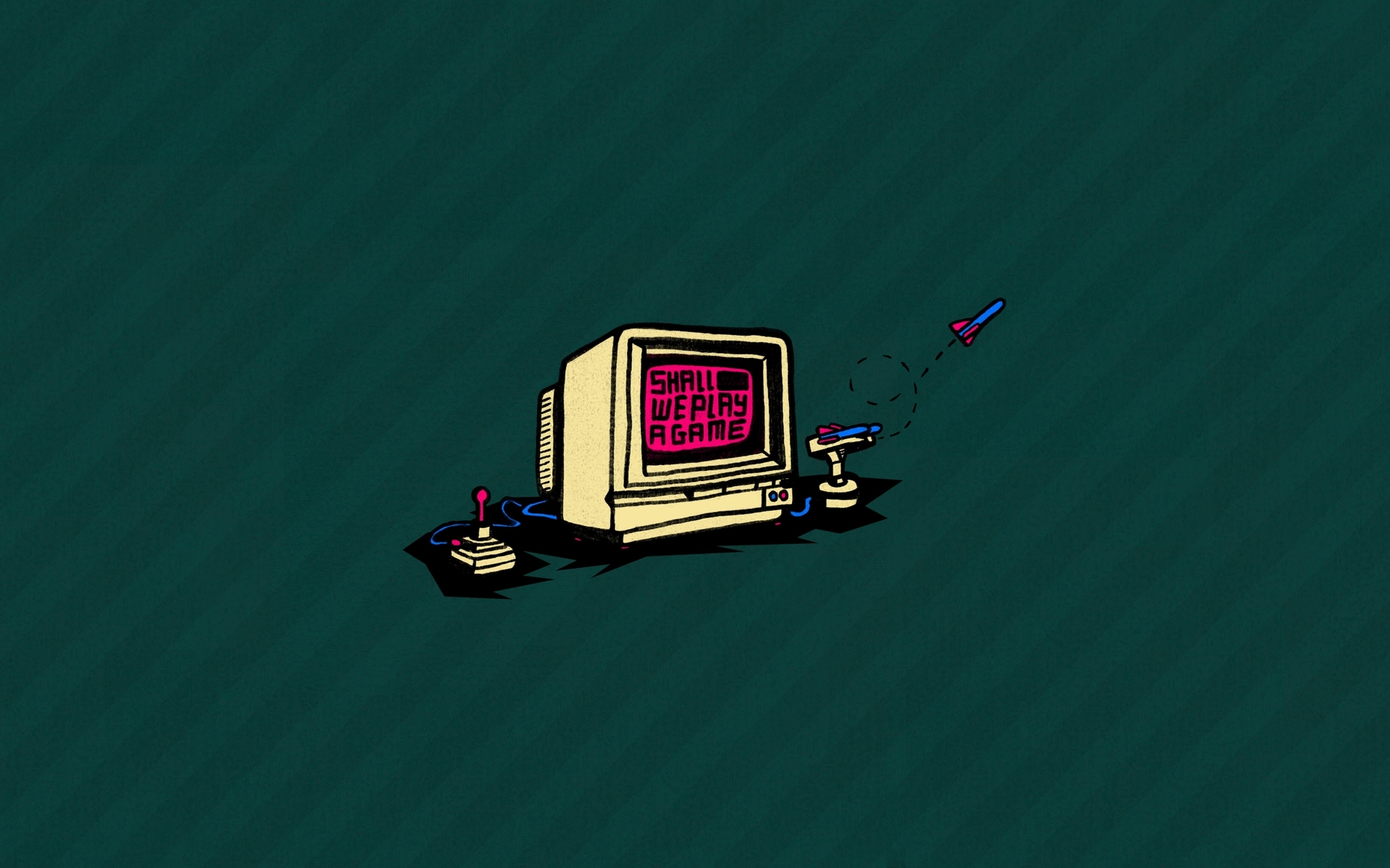 free retro game images « long wallpapers
