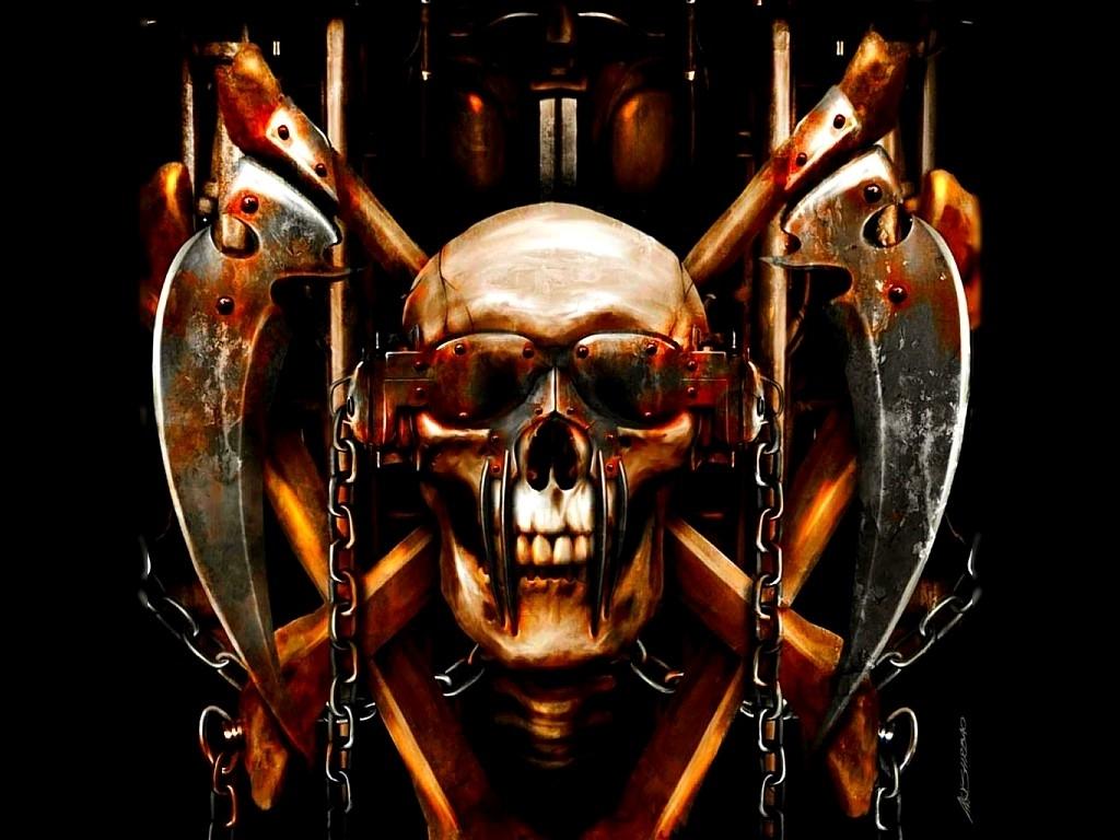 free skull desktop wallpaper | hd wallpapers | pinterest | skull