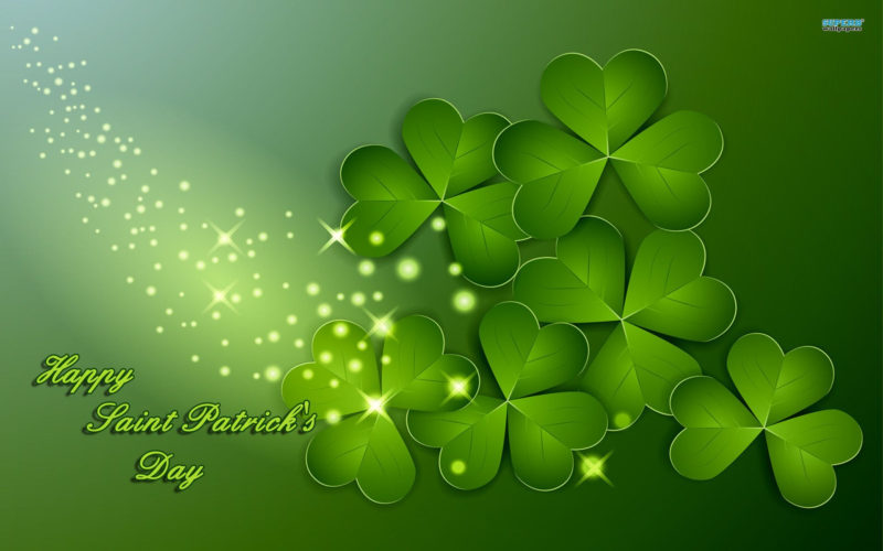 10 Best Free St Patrick Day Wallpaper Desktop FULL HD 1080p For PC Background 2021 free download free st patricks day wallpaper for computer saint patricks day 4 800x500