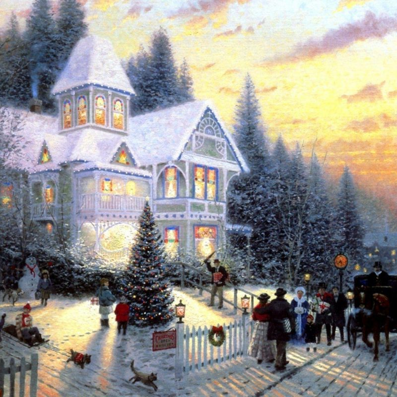 10 Best Free Thomas Kinkade Christmas Screensavers FULL HD 1920×1080 For PC Background 2020 free download free thomas kinkade wallpapers for desktop wallpaper cave 800x800