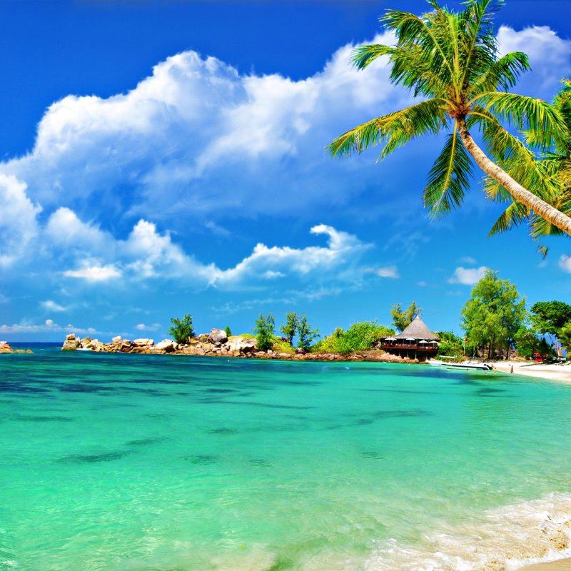 10 Best Tropical Beach Desktop Backgrounds FULL HD 1920×1080 For PC Background 2018 free download free tropical beach wallpaper images long wallpapers 1 800x800