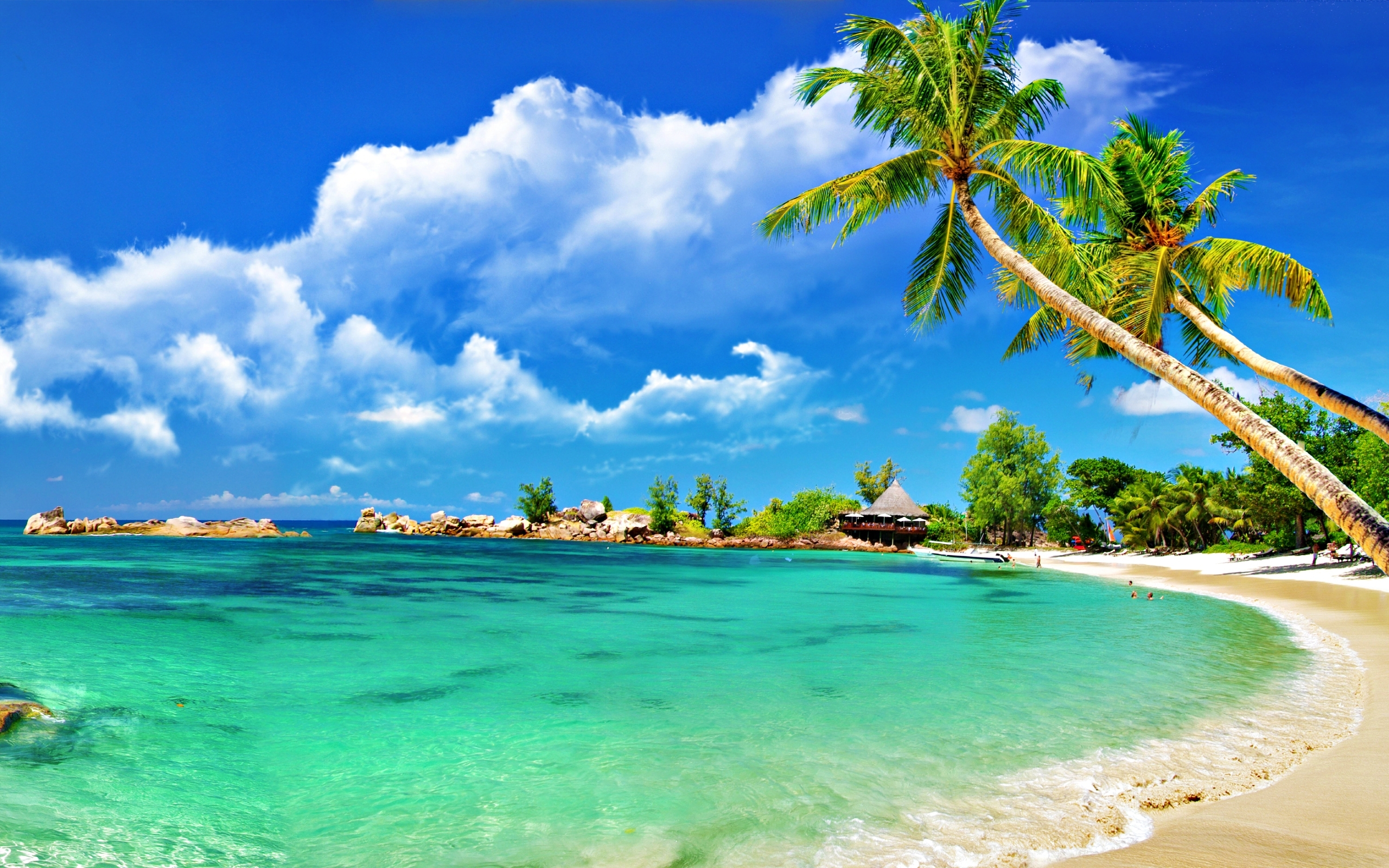 free tropical beach wallpaper images « long wallpapers