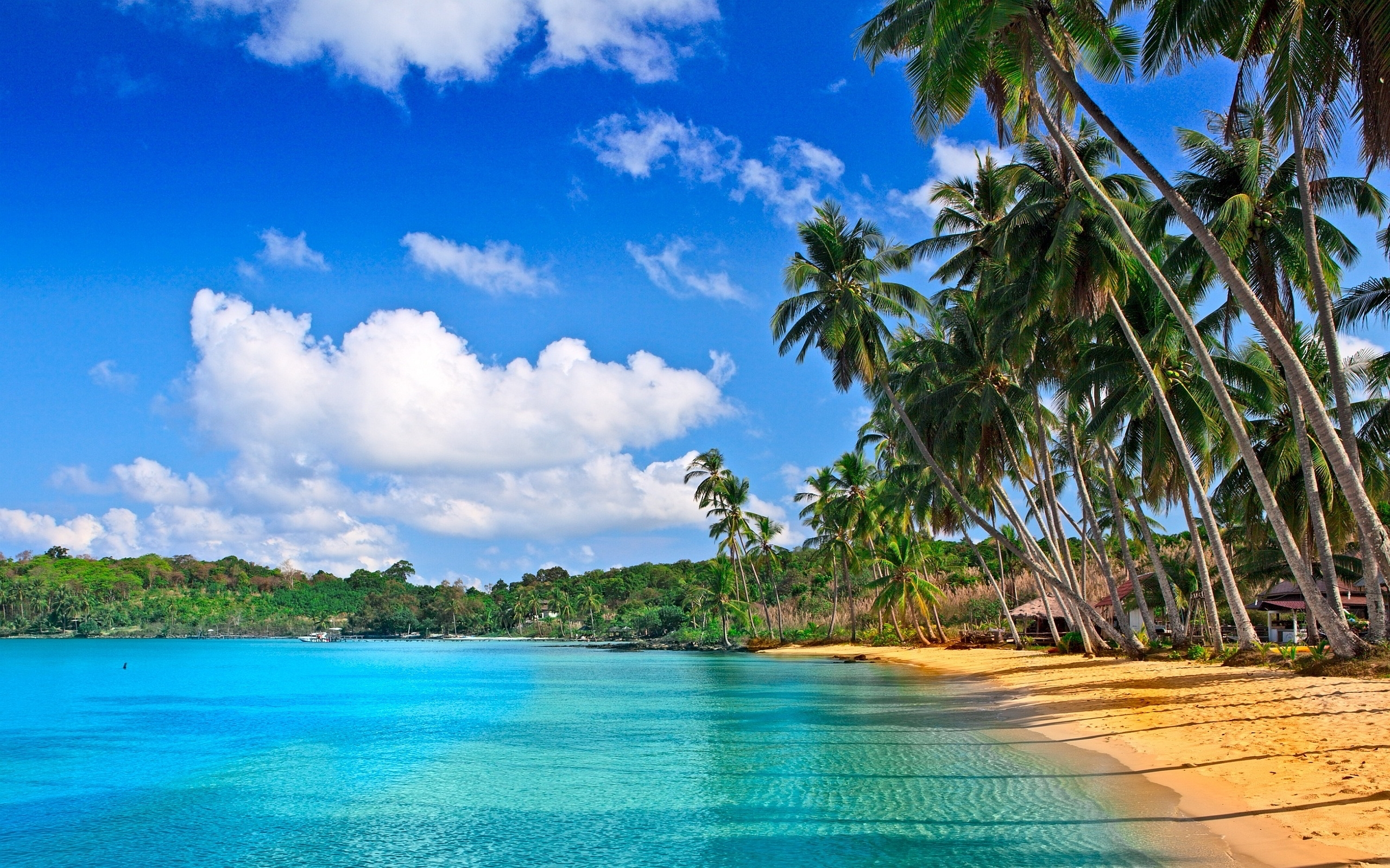 free tropical beach wallpapers full hd « long wallpapers