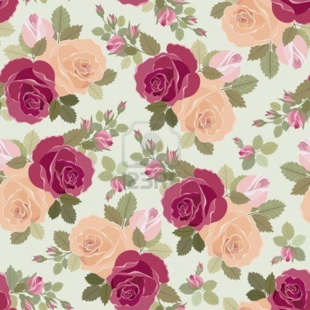 free vintage flower wallpapers for iphone « long wallpapers