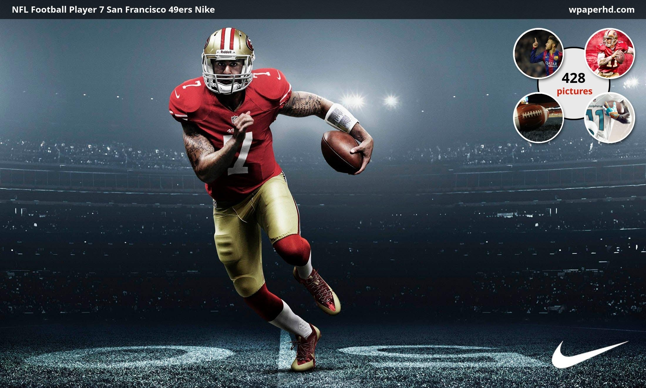 free wallpaper football players nfl players wallpapers 038 - top