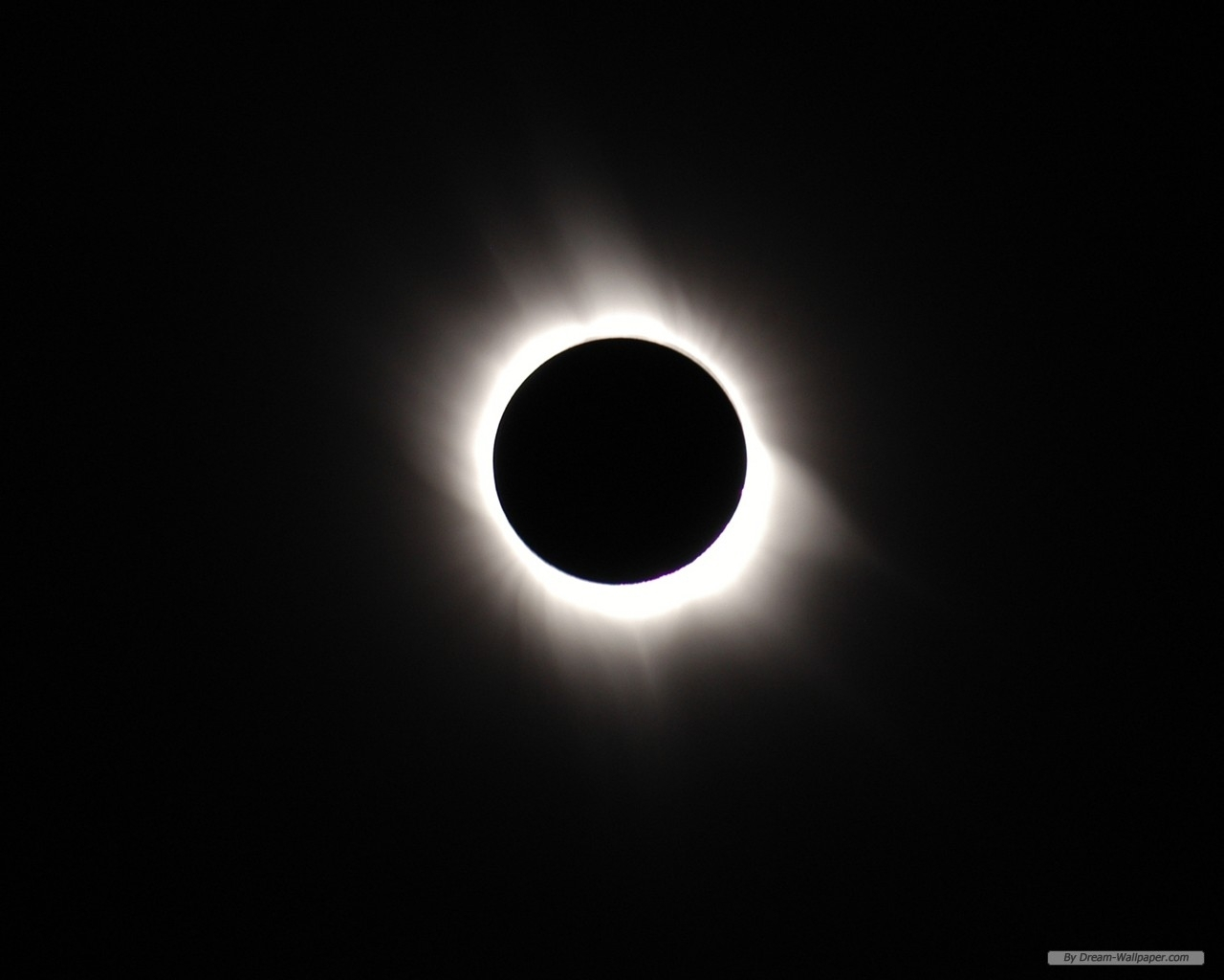 free wallpaper - free photography wallpaper - total solar eclipse