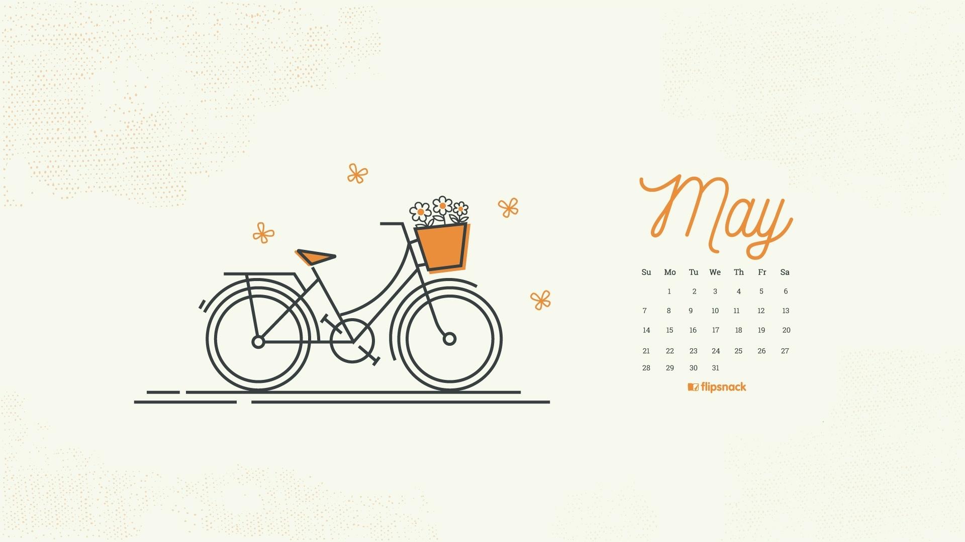 freebie: may 2017 wallpaper calendar