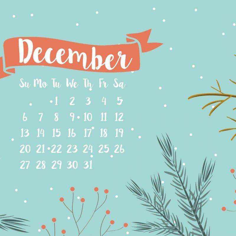 10 Most Popular December Calendar 2016 Wallpaper FULL HD 1080p For PC Desktop 2018 free download freebies december 2015 wallpaper calendars 800x800