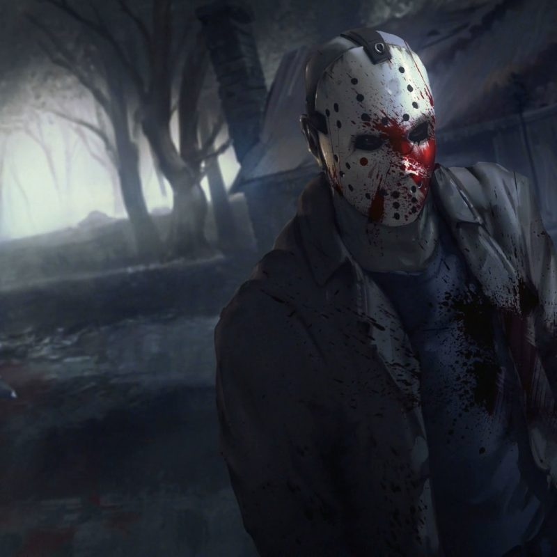 10 Latest Friday The 13Th Wallpapers FULL HD 1080p For PC Desktop 2018 free download friday the 13th the game full hd wallpaper and background image 1 800x800