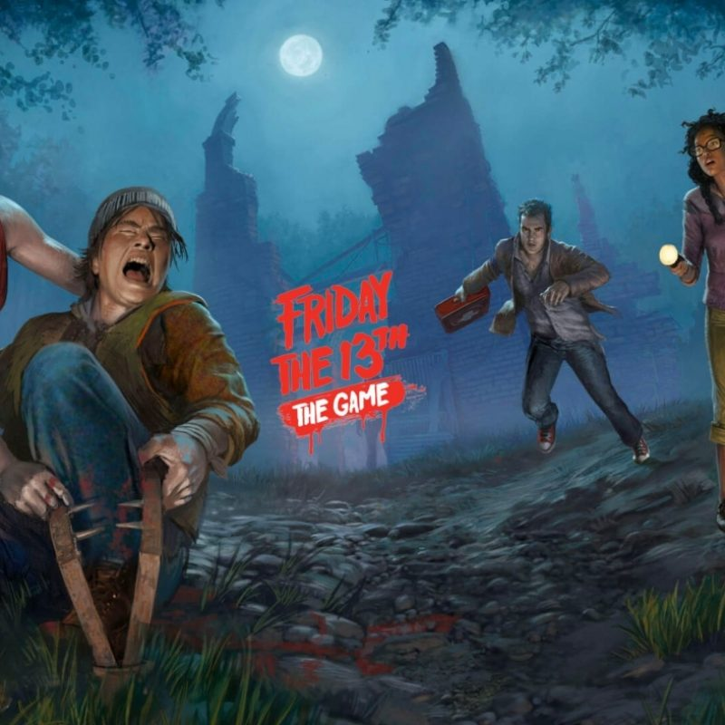 10 Top Friday The 13Th Game Wallpaper FULL HD 1080p For PC Desktop 2021 free download friday the 13th the game launches this may 800x800