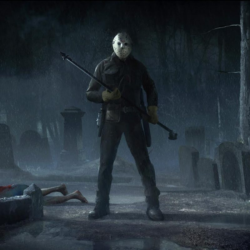 10 Top Friday The 13Th Game Wallpaper FULL HD 1080p For PC Desktop 2021 free download friday the 13th the game low down on the beta single player 800x800
