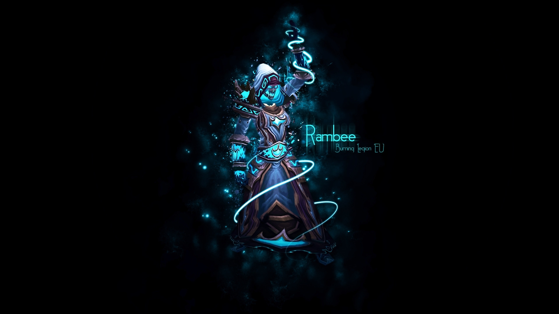 frost mage wallpaper (83+ images)
