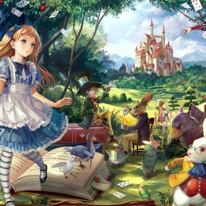10 Top Alice In Wonderland Desktop Wallpaper FULL HD 1080p For PC Background 2018 free download full hd alice in wonderland wallpaper windows cartoon of smartphone 1 800x800