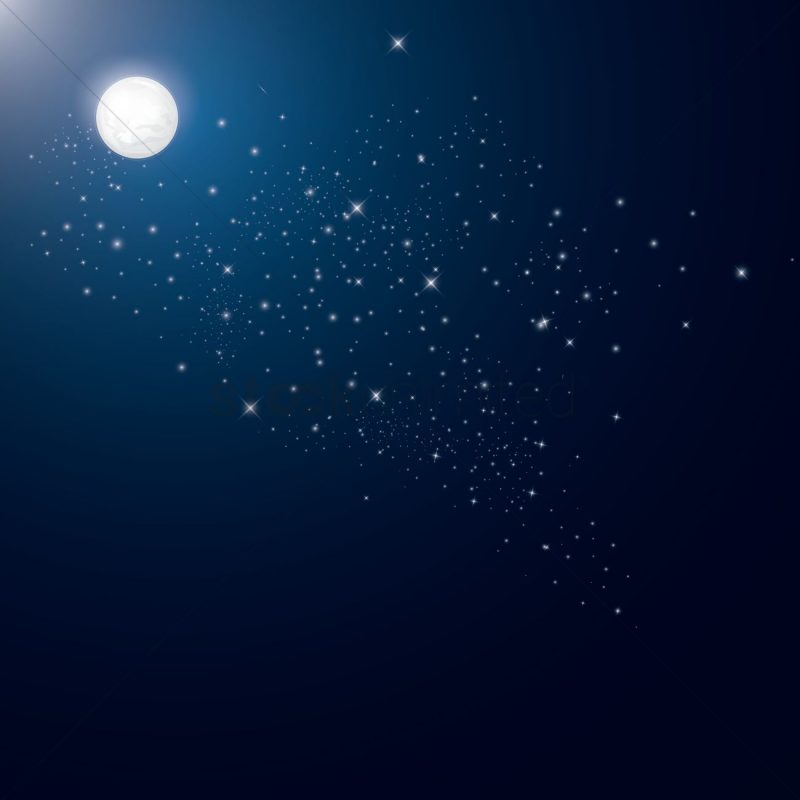 10 Latest Stars And Moon Backgrounds FULL HD 1080p For PC Background 2020 free download full moon and stars background vector image 1519164 stockunlimited 800x800