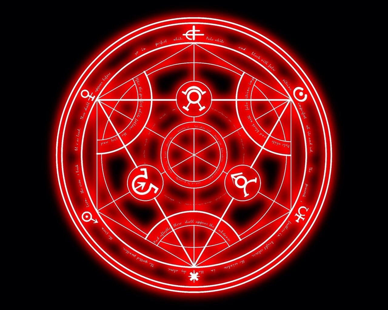 fullmetal alchemist - human transmutation circle | random | pinterest