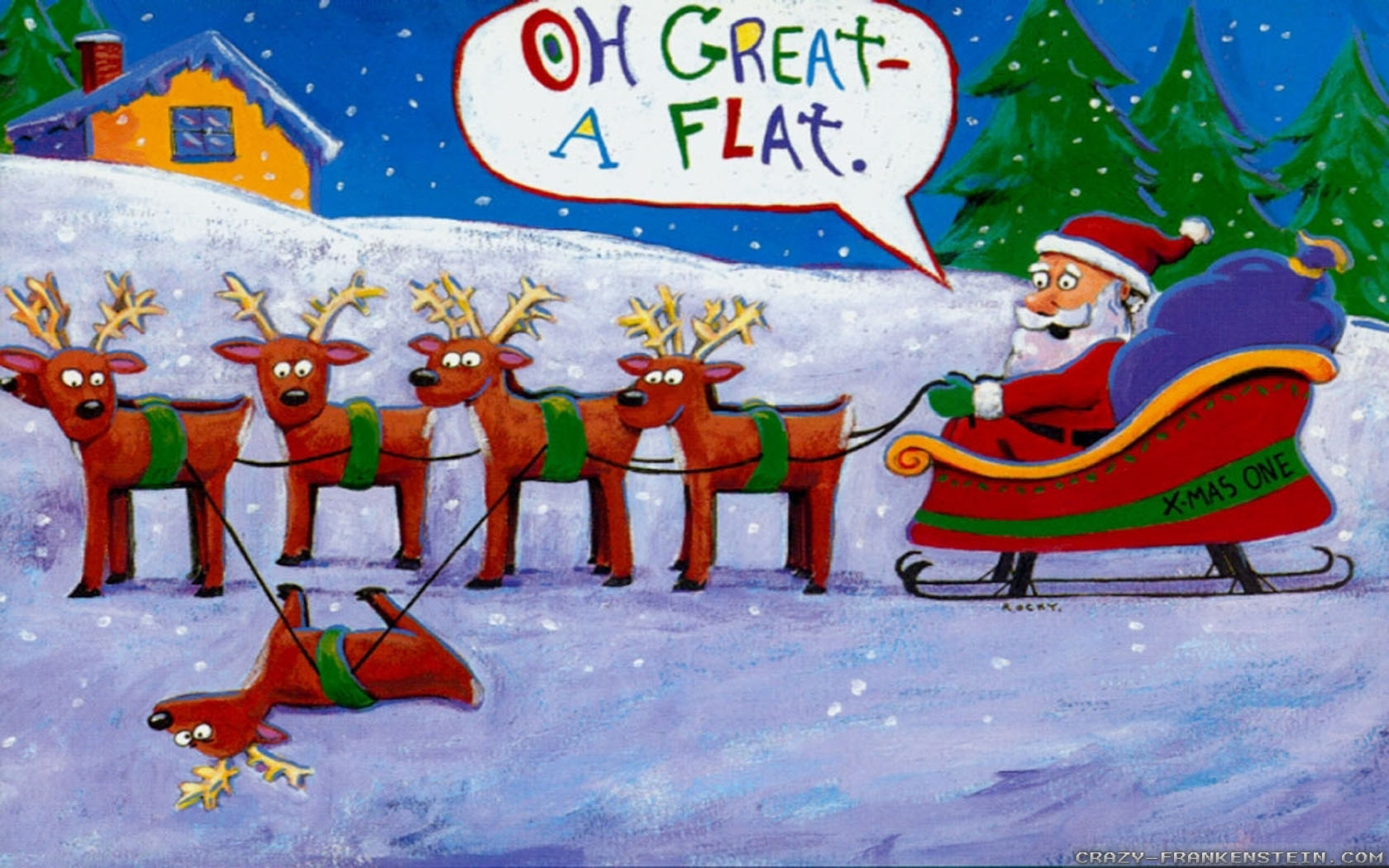 funny christmas pictures 2 2 background wallpaper - funnypicture