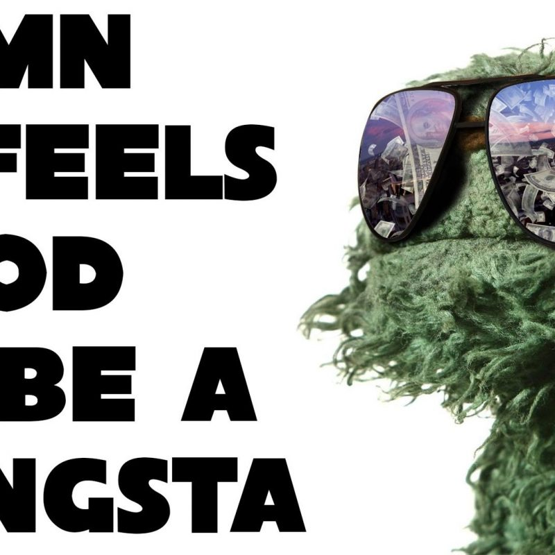 10 Latest Oscar The Grouch Background FULL HD 1080p For PC Background 2018 free download funny gangsta oscar grouch sesame street cool wallpapers 1920x1080 800x800