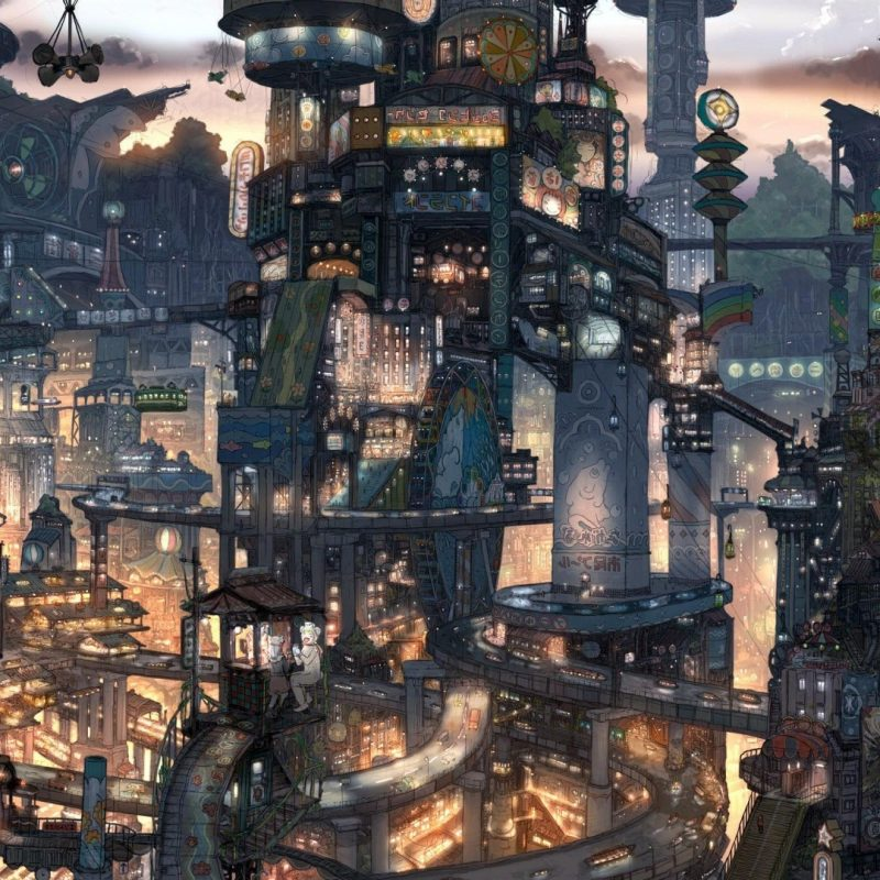 10 Top Futuristic City Hd Wallpaper FULL HD 1080p For PC Desktop 2020 free download future city wallpaper hd desktop background 800x800