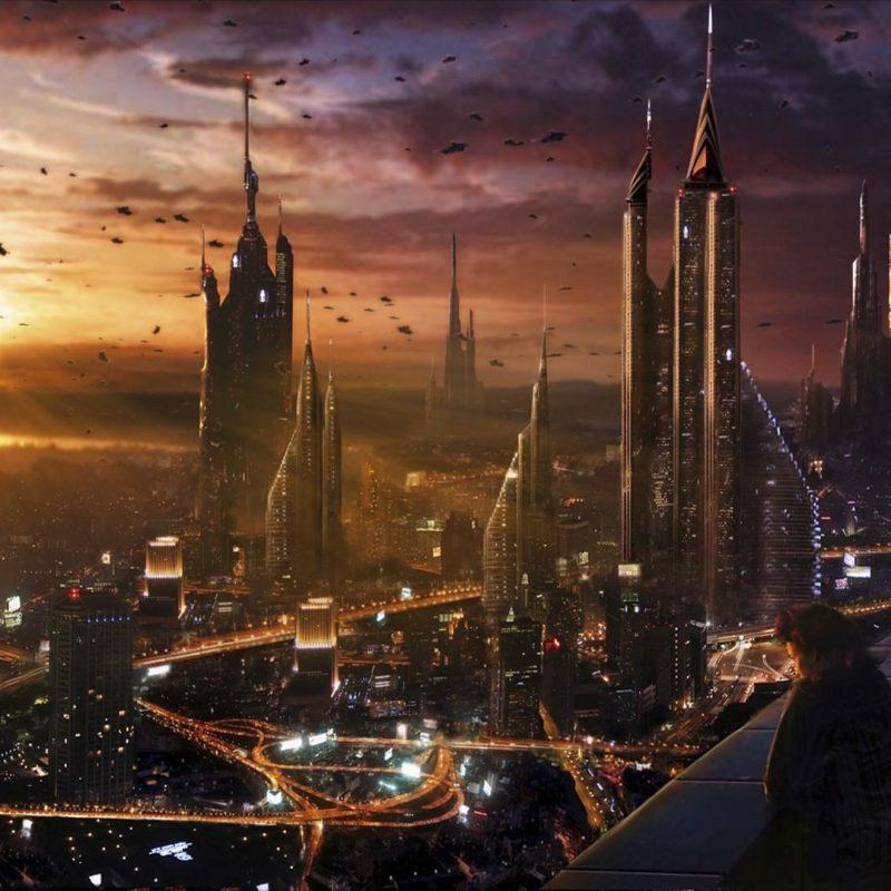 10 Top Futuristic City Hd Wallpaper FULL HD 1080p For PC Desktop 2020 free download futuristic city hd wallpaper 1920x1080 id35284 800x800