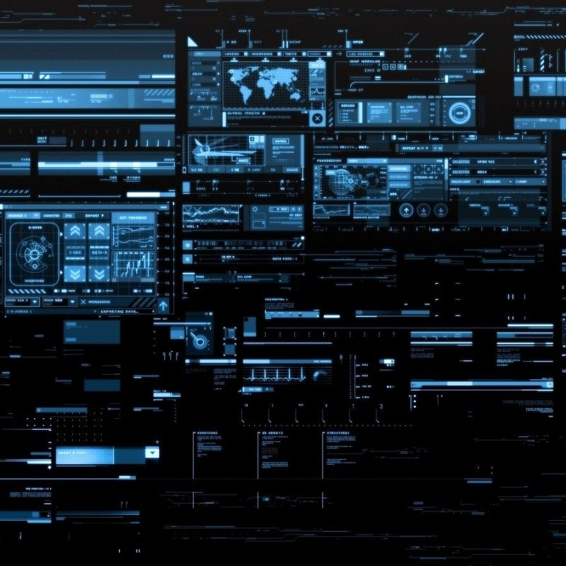 10 Best Futuristic Computer Screen Wallpaper FULL HD 1920×1080 For PC Background 2020 free download futuristic looking computer interface wallpaper computer 800x800