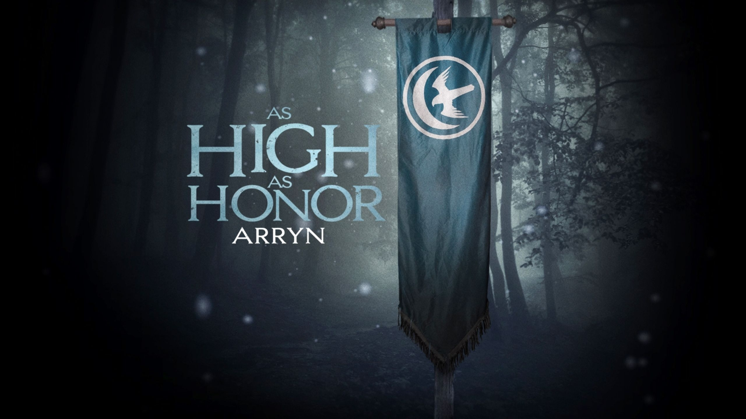 game of thrones house arryn banner hd mobile wallpaper | game of