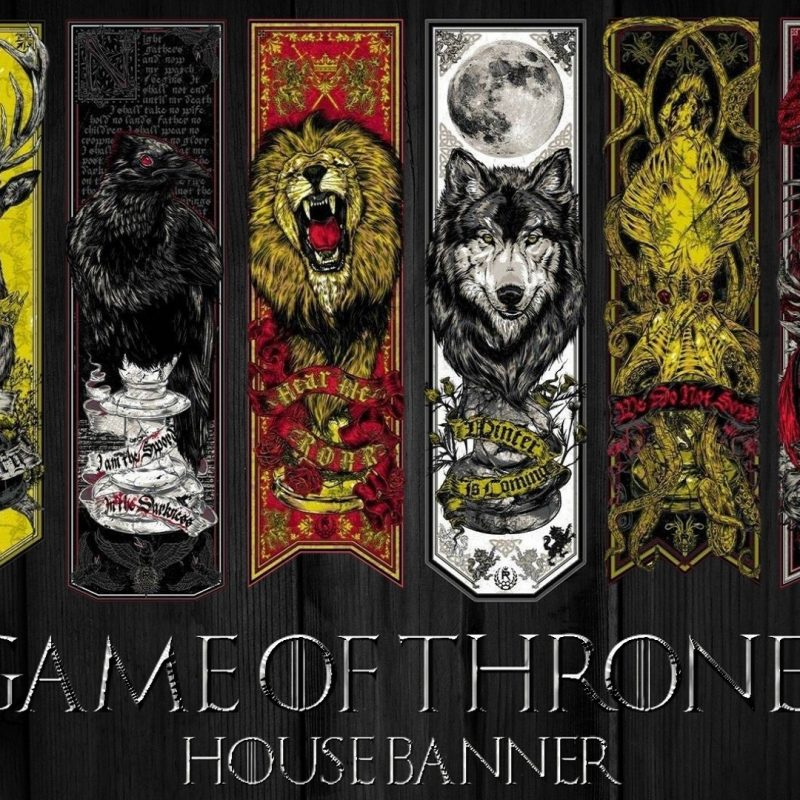 10 Best Game Of Thrones Banner Wallpaper FULL HD 1920×1080 For PC Background 2018 free download game of thrones house banner wallpaper cool ui pinterest gaming 800x800