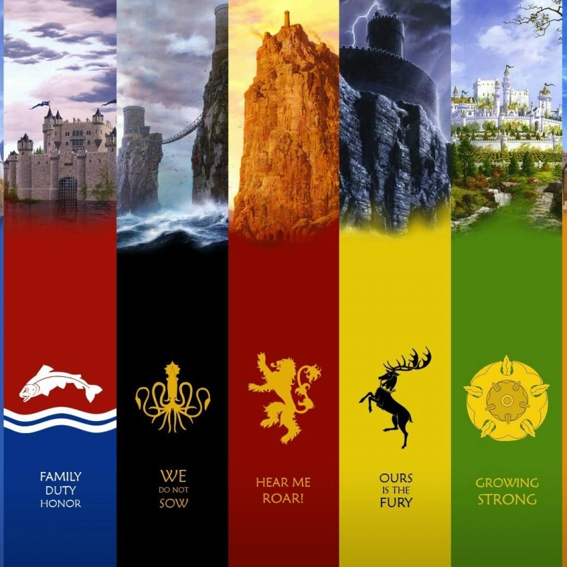 10 Most Popular Game Of Thrones Houses Wallpaper FULL HD 1080p For PC Desktop 2018 free download game of thrones noble houses wallpaper high definition high 800x800